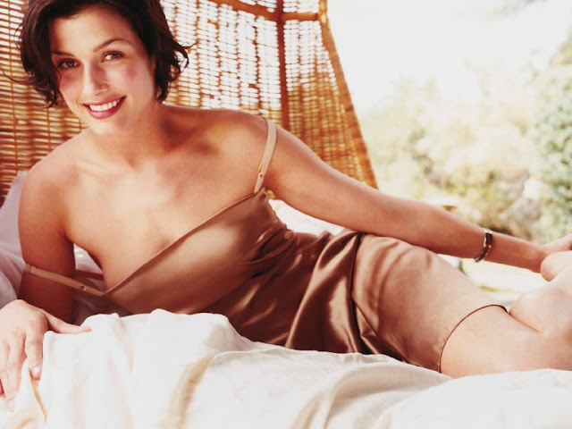 Bridget Moynahan Naked Allure S Is An