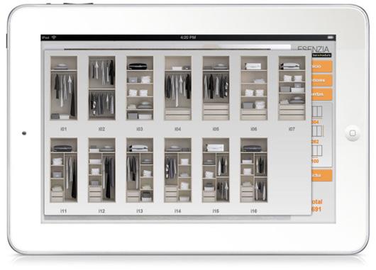 Marzua baixmodul s presenta una novedosa aplicaci n for Aplicacion para disenar armarios