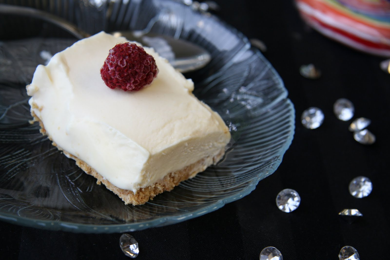 Kneady Sweetie: Lemon Ice Box Dessert