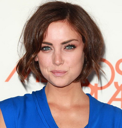 Short Hairstyles for Fall 2013