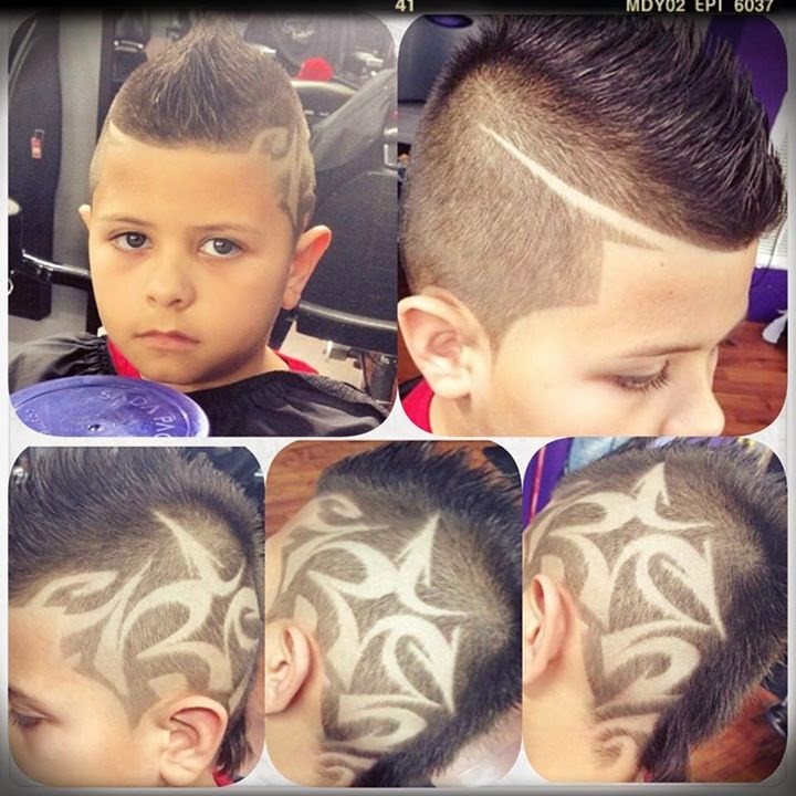 Line Up Hairstyle For Kids Calgary Edmonton Toronto Red Deer