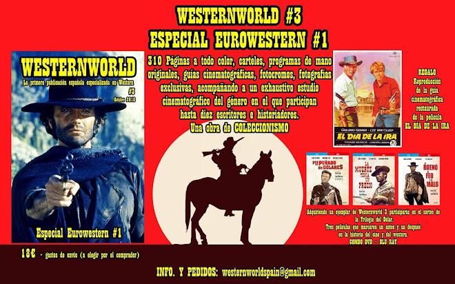 Ya disponible el Nº3 de la Revista Westernworld