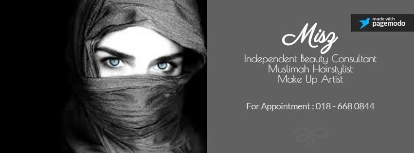 Beautiful Life of Mine... Mary Kay Muslimah Hair Salon