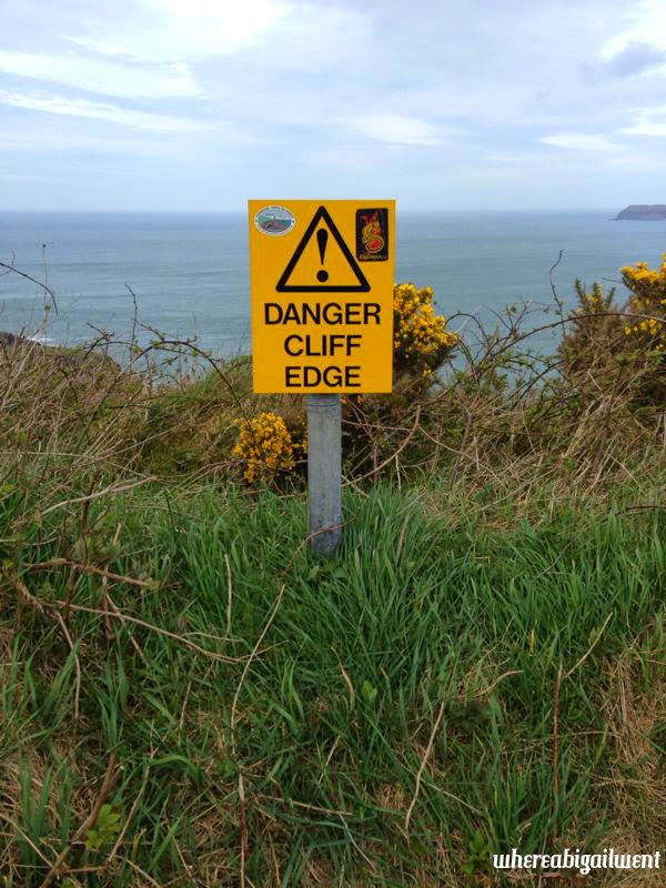 Don't Fall off the Cliff