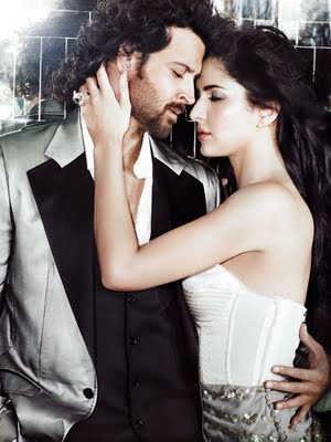 katrina kaif hrithik roshan wallpapers