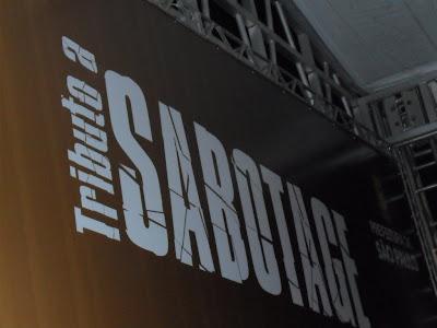 """O Programa Baiano """"Na Ativa"""" faz cobertura do tributo a Sabotage na favela do Boqueirão (SP)"""