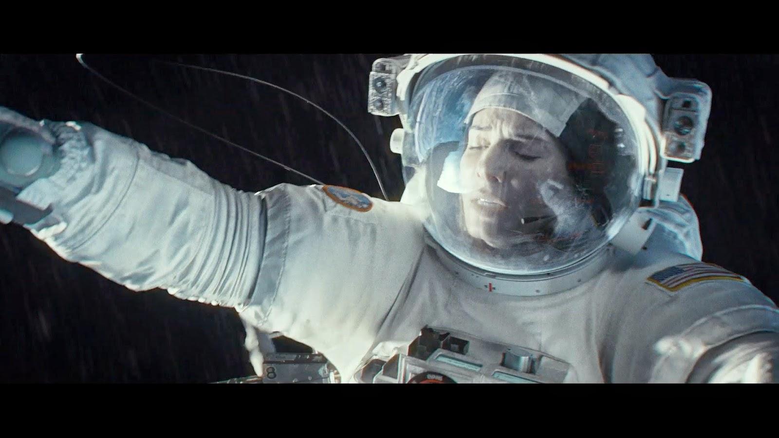 gravity, trailer, cine, el zorro con gafas