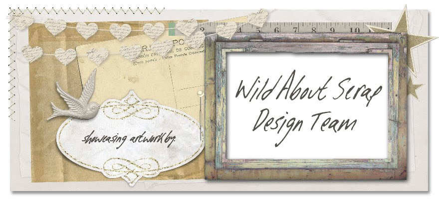Wild About Scrap Design Team