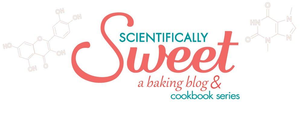 Scientifically Sweet Cookbook series