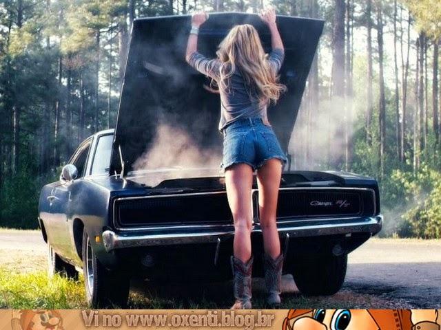 Tropa de Gostosas - Mulheres Sexy: Gostosa de Shorts Jeans