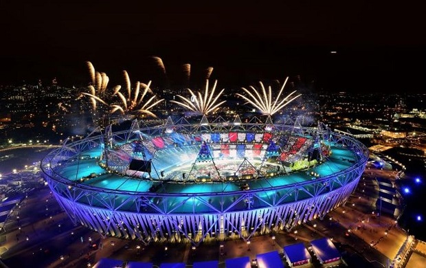 Abertura Paralimpíadas Rio 2016