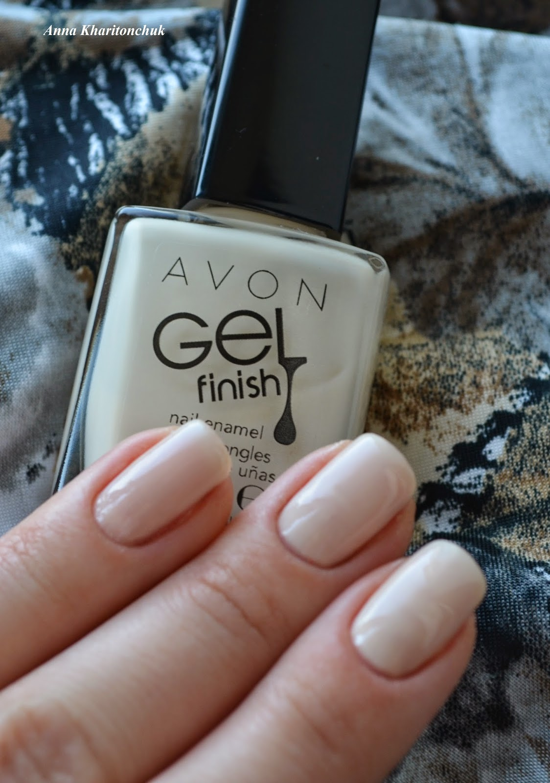 Avon Gel Finish Crеme Brulee