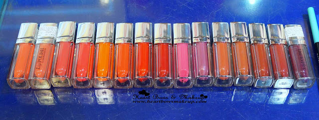 All Mabelline Lip Polishes Review & Swatches Maybelline Lip Polish Glam 1 Glam 2 Glam 3 Glam 4 Glam 5 Glam 6 Glam 9 Glam 12 Glam 13 Glam 14 Glam 16 Pop 1 Pop 5 Pop 6 Review Swatches Price India