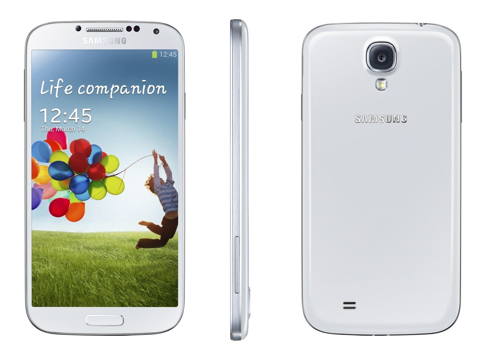 SAMSUNG Galaxy S4 [i9500] - White
