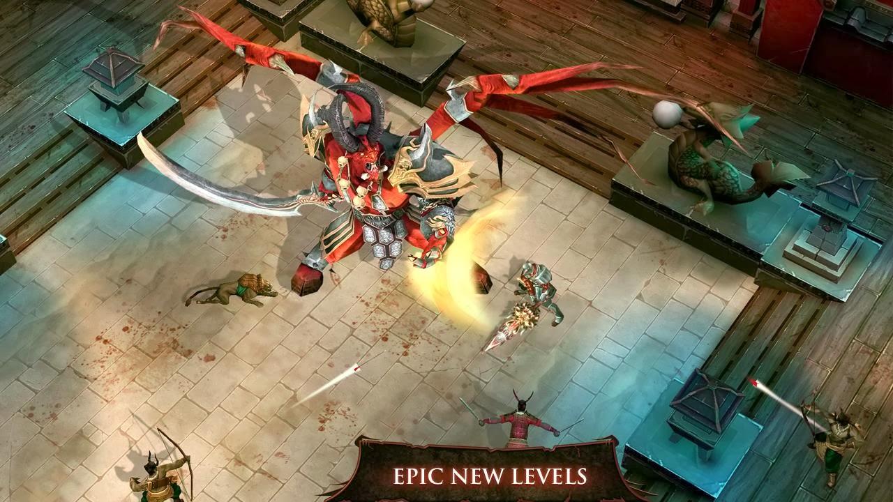 Image Result For Dungeon Hunter Apka