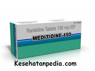 Efek samping Ranitidin 150 mg jangka panjang