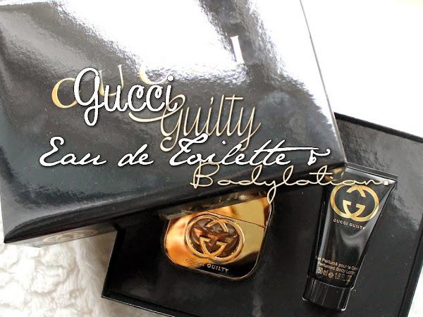 Gucci Guilty Eau de Toilette & Bodylotion.