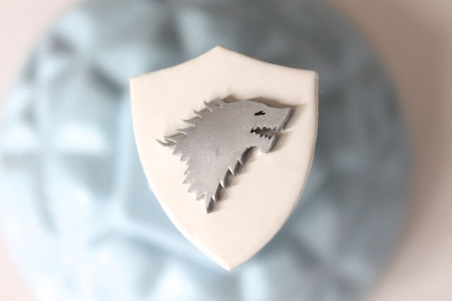DIY Tutorial - Stark sigil badge