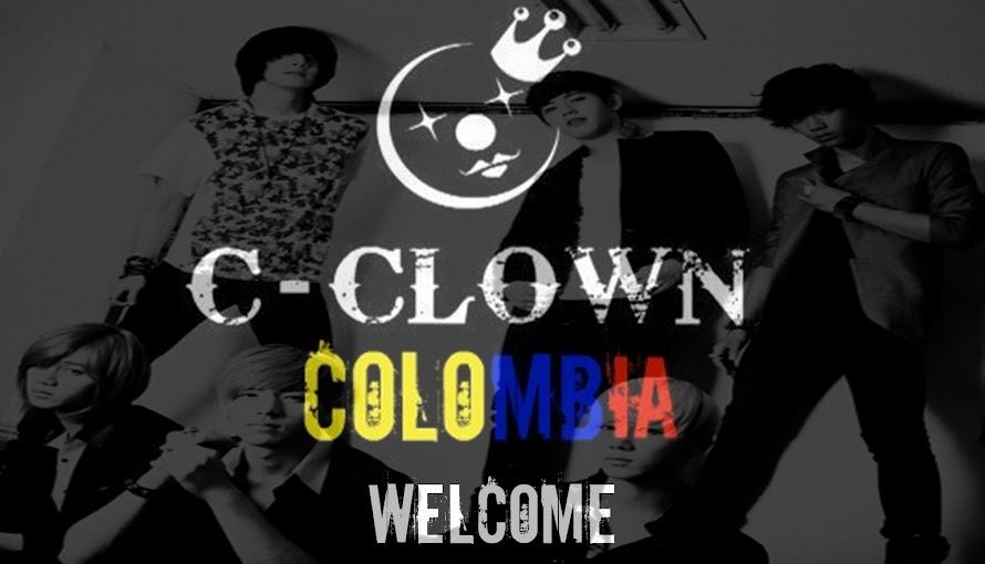C-CLOWN (씨클라운) COLOMBIA