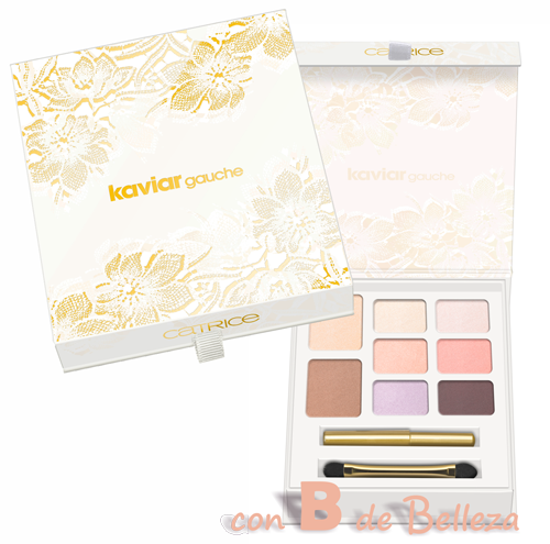 Gilding Eye and Face Palette