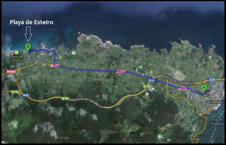 Requisitos Baño Minusvalidos:Anduriña: Playa de Esteiro – Concello de Ribadeo