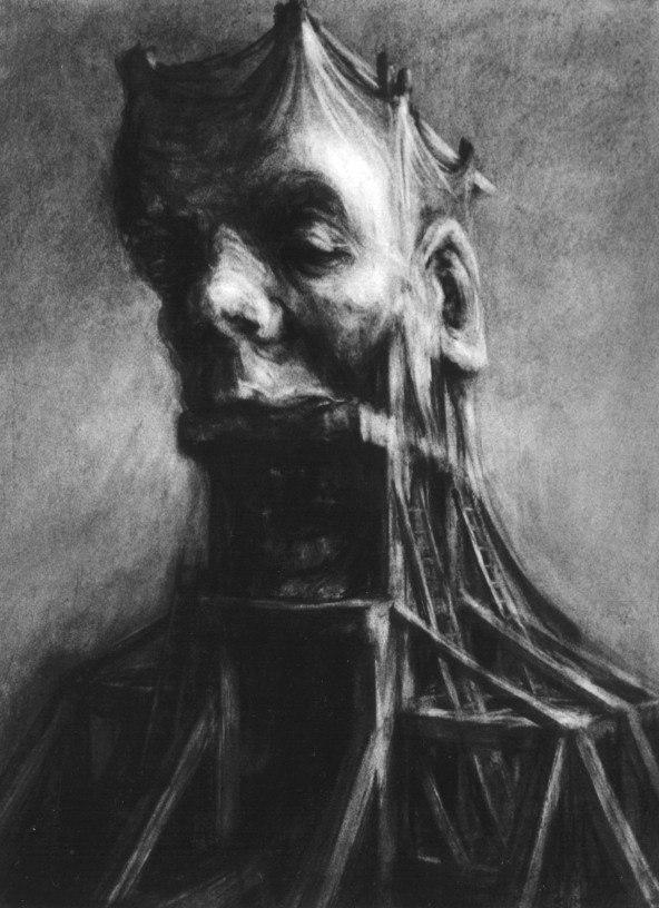 Dark Art - Paul Rumsey