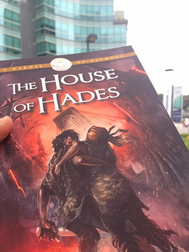 The Heroes of Olympus: The House of Hades