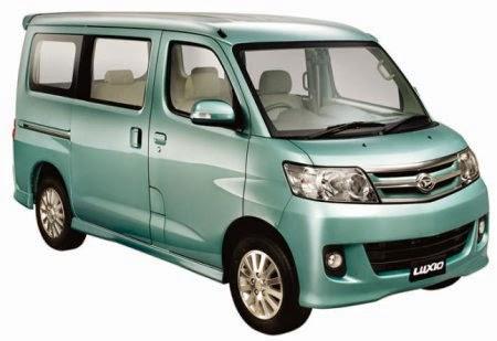 Harga mobil bekas daihatsu luxio terbaru tahun ini