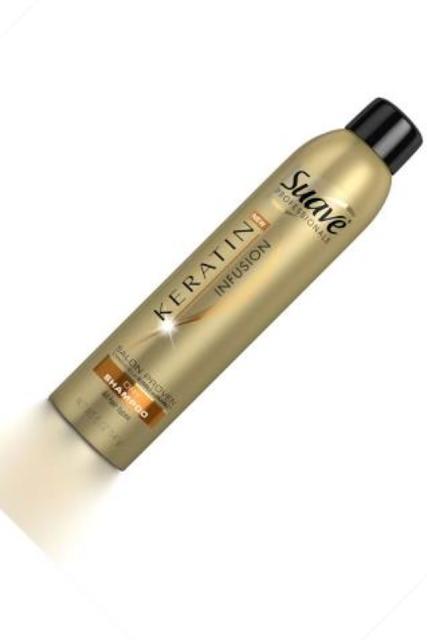 Suave Keratin Infusion Dry Shampoo