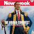 Ο Ομπάμα ως  ...νέος Βοναπάρτης στο Newsweek!