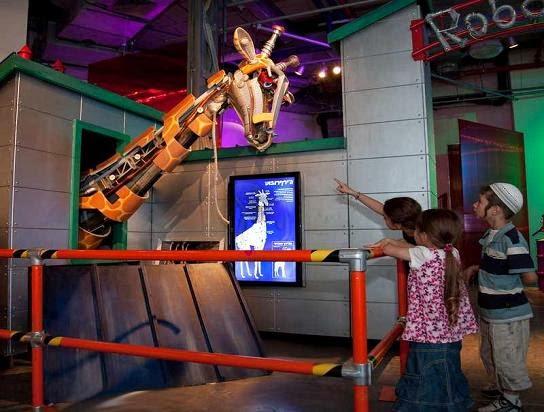 متحف الإستكشاف للأطفال