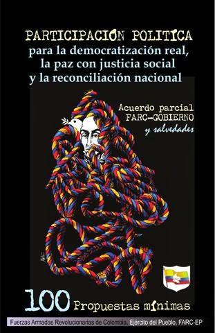 100 Propuestas Mínimas - Participación política en PDF
