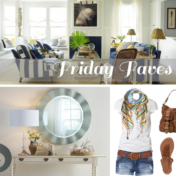 Friday Favourites via desiretodecorate.com