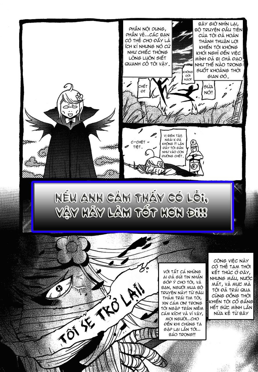 Stigmata – Dấu Thánh chap 15 Trang 37 - Mangak.info