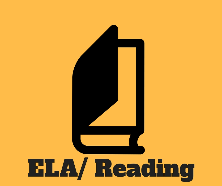 Reading ELA Writing
