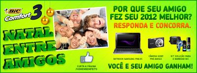 """Concurso Cultural """"Natal Entre Amigos"""""""