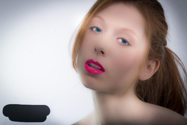 Model Photoshop fail