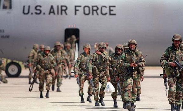 Militares estadounidenses podrian haber entrado en Libia