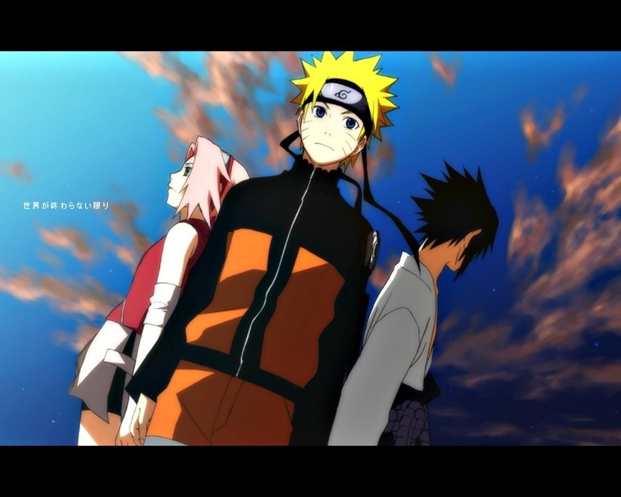 Ninja Naruto Pictures