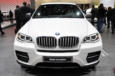2012 BMW X6 M50d Review Specs & Price 1
