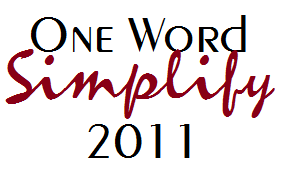 One Word 2011
