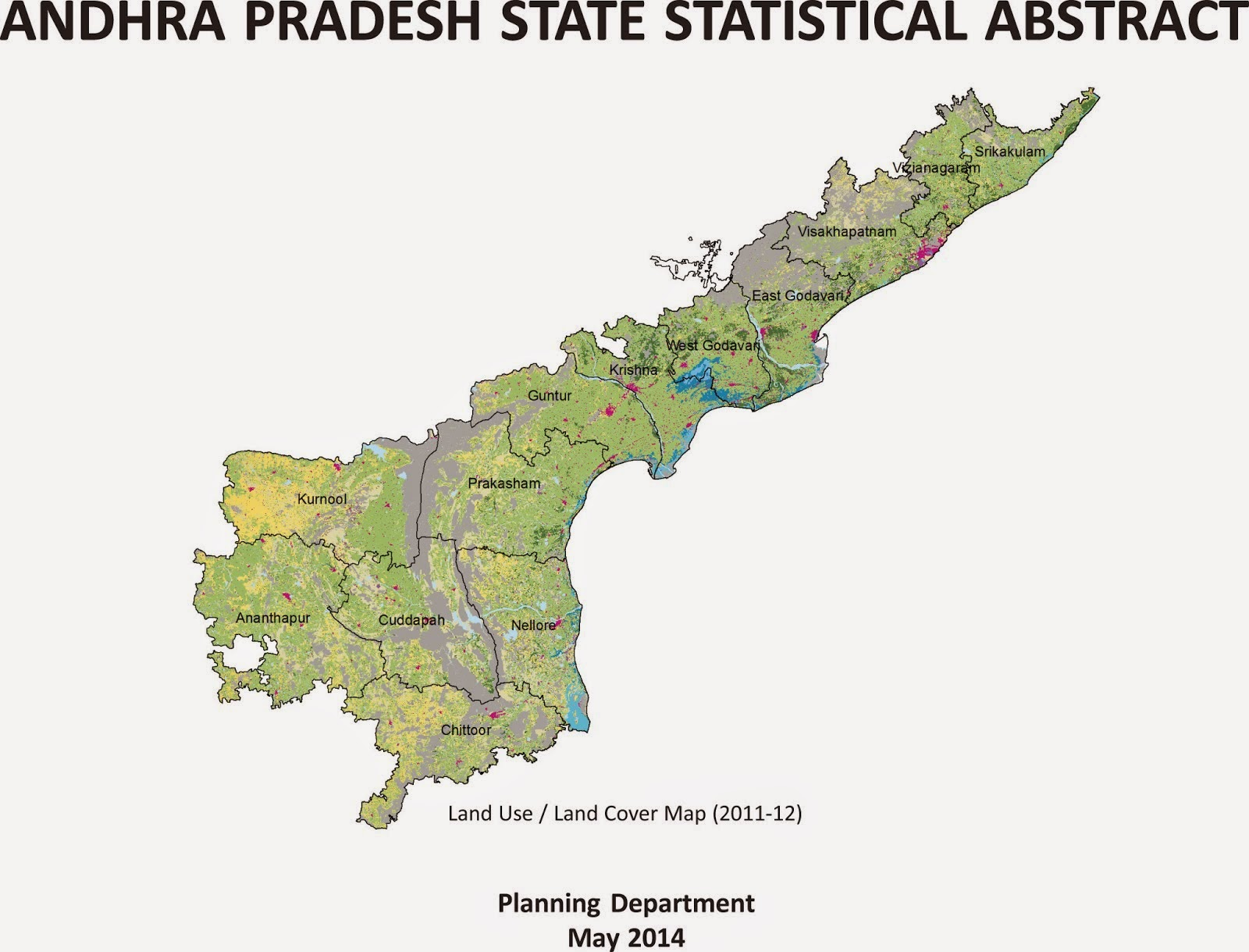 ANDHRA PRADESH STATE STATISTICAL ABSTRACT