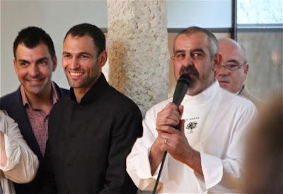 RAMÓN FREIXA, DARÍO BARRIO Y JUAN PABLO FELIPE. BLOG ESTEBAN CAPDEVILA