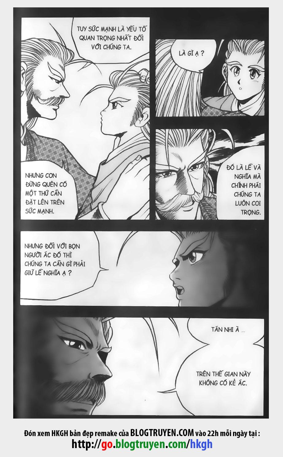 Hiệp Khách Giang Hồ chap 33 page 23 - IZTruyenTranh.com