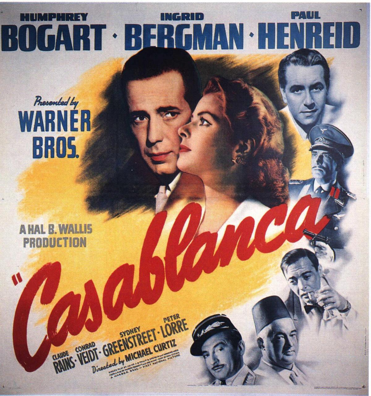 empire 39 s 5 star 500 my movie reviews 090 casablanca 1942