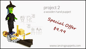 Making Wooden Puppets Video Tutorials