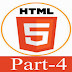 HTML standards & HTML syntax For HTML5 flash developer || Part-4