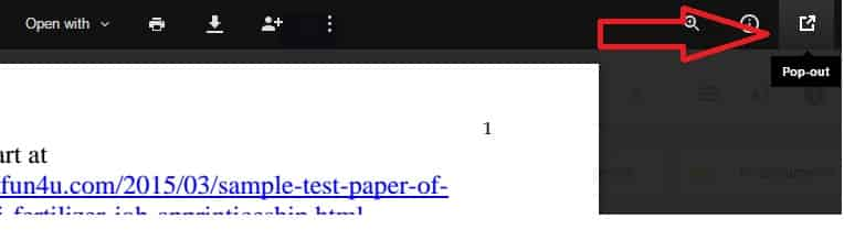 html how to embed a pdf