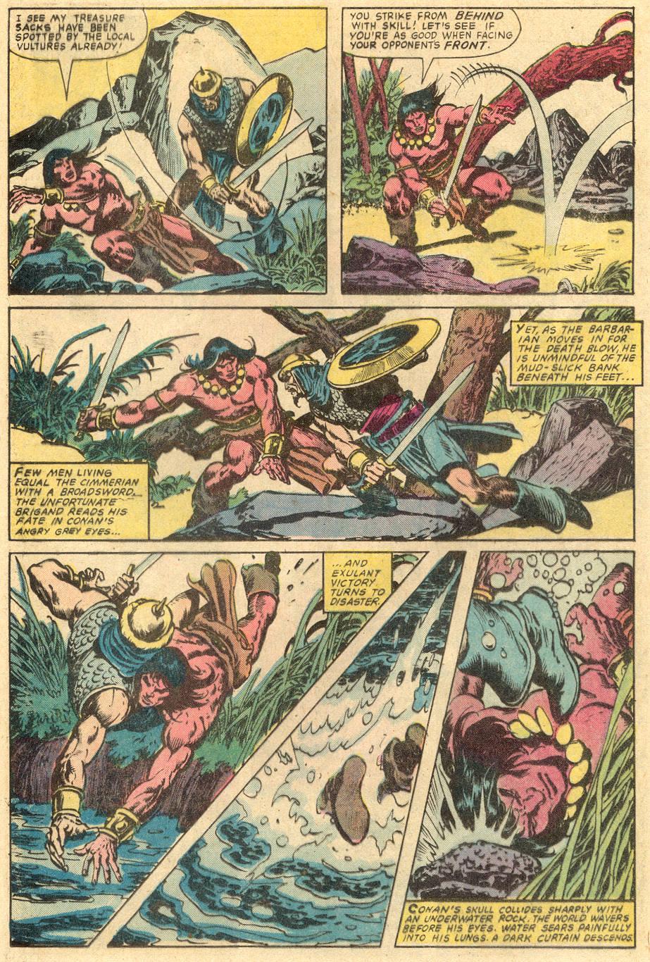 Conan the Barbarian (1970) Issue #131 #143 - English 9