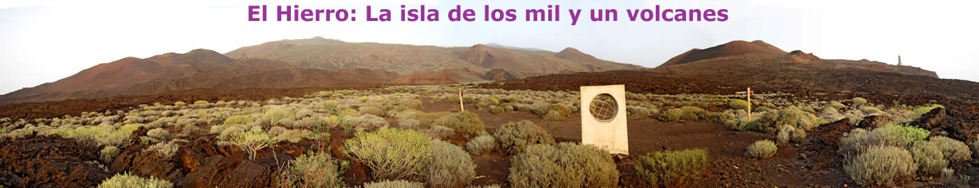 Los mil y un volcanes de El Hierro